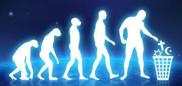 De evolutie van religie