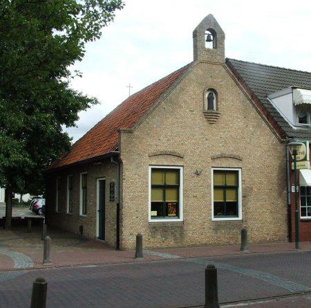Het geboortehuis van zr. Marie Adolphine