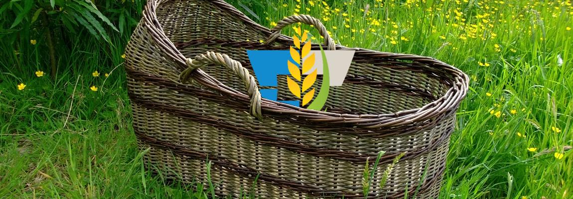 Wiegje met logo Broodje Paap