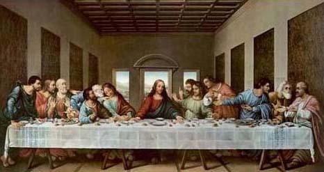 Het Laatste Avondmaal (Leonardo da Vinci)