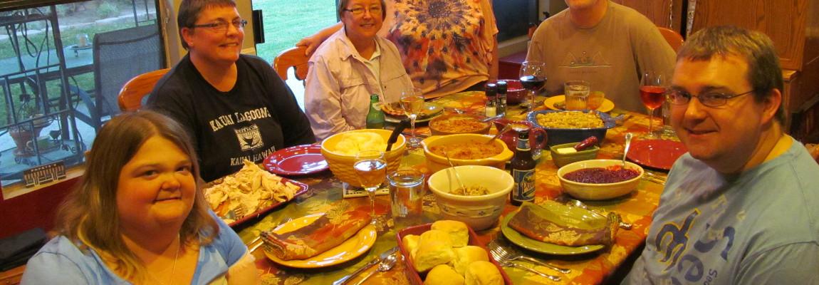 Oecumenische maaltijd