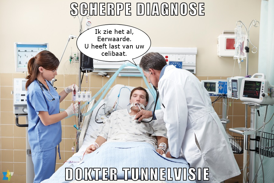 Dokter Tunnelvisie