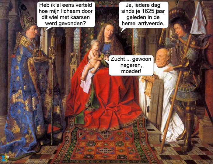 Donatianus valt in herhaling