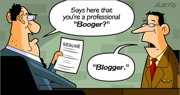 Word jij onze nieuwe blogger?