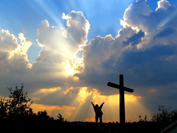 We kunnen vreugde pas echt beleven als we ook het kruis kennen.