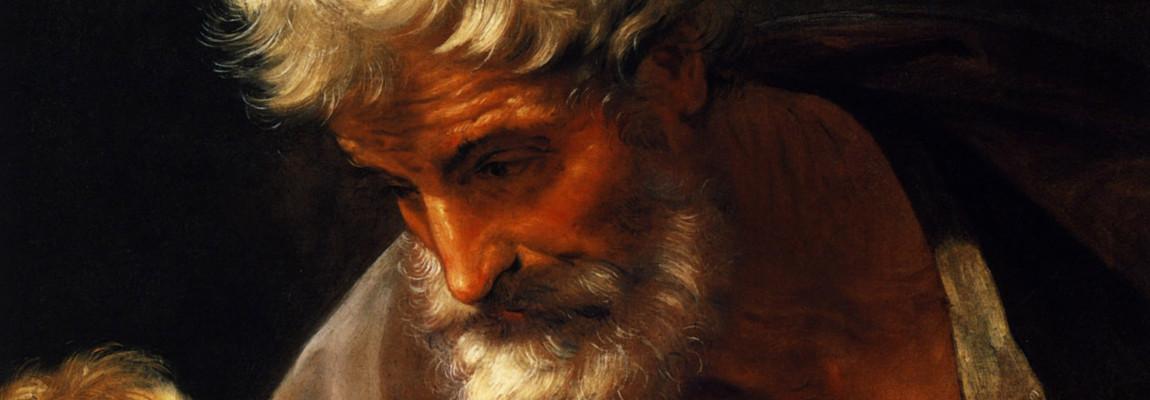 Guido Reni - Sint Matteüs en de engel