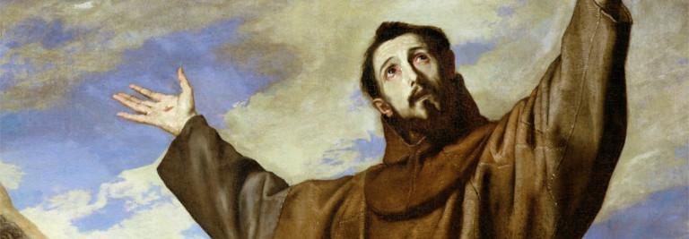 Franciscus van Assisi door Jusepe de Ribera