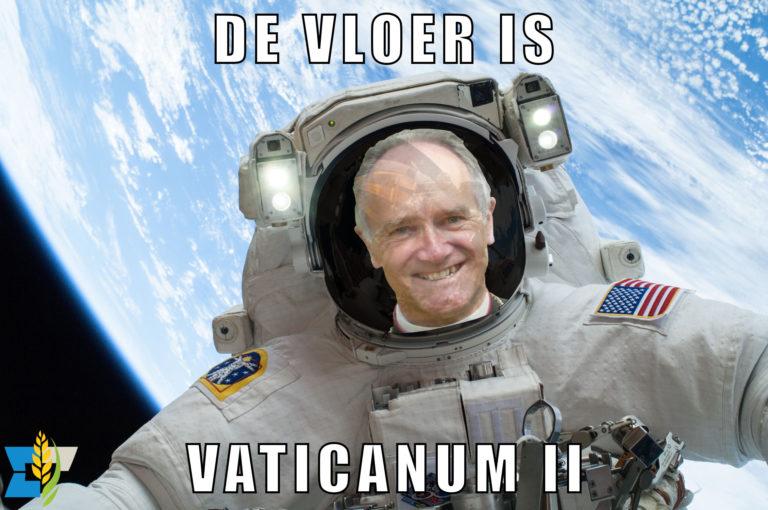 Nieuw spel bij SSPX: de vloer is Vaticanum II